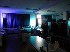 コンサート照明実習