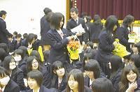 新歓オリエンテーション(記念品贈呈)