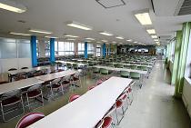 食堂(緑野会館1F)