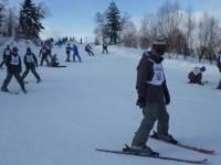 スキー講習