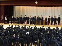 校歌プロジェクトによる合唱