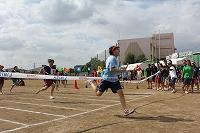 女子100m競争 決勝