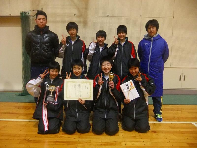 優勝 鴻巣市立鴻巣中学校
